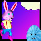 Bunny Run game - Easter Run icon