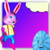 Bunny Run game - Easter Run