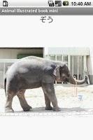 Screenshot of Animal Encyclopedia mini