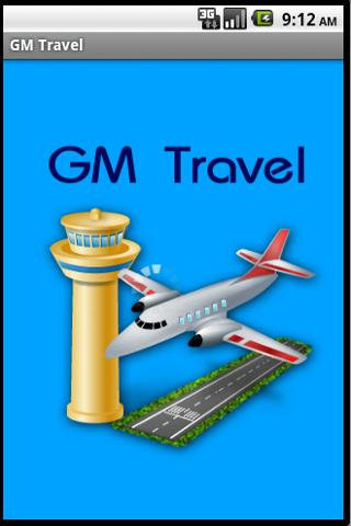 GM Travel - screenshot