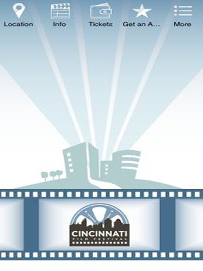 Cincinnati Film Festival- screenshot