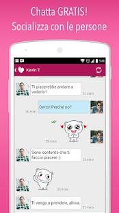 giochi preliminari app chat incontri