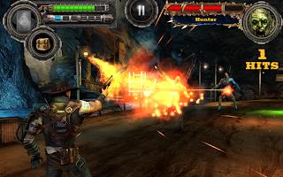 Screenshot of Bladeslinger