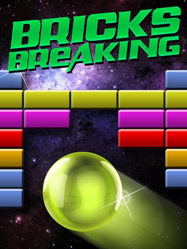 Bricks Breaking Free