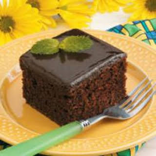 Moist Chocolate Cake With Cake Flour Recipes.