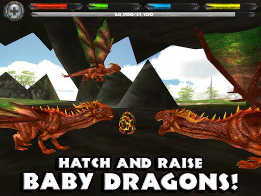 World of Dragons: Simulator  screenshots 15