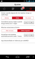 Screenshot of Metrovalencia