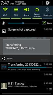 HitcherNet | WiFi Direct Share- screenshot thumbnail