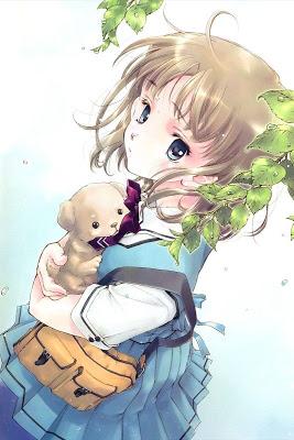 萌えイラスト集-vol.6 無料エロ可愛いアニメ美少女CG集 - screenshot