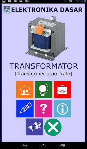 Belajar Transformator Travo