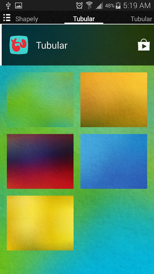 Tubular Icon Pack - screenshot