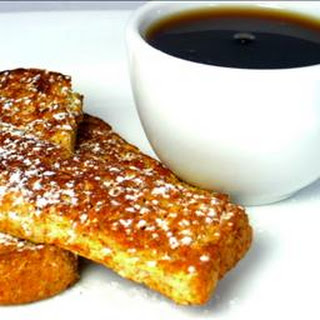 Vanilla French Toast Dunkers Recipe