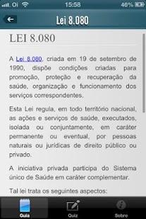 SUS para Concursos- screenshot thumbnail