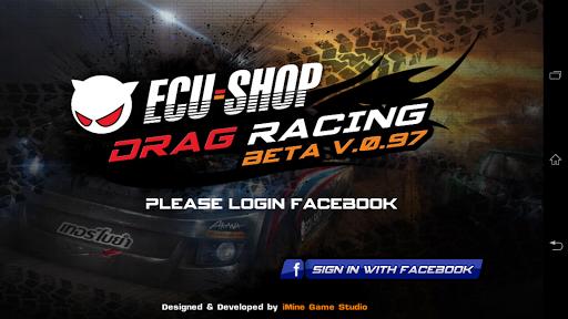 ECU=SHOP Drag Game