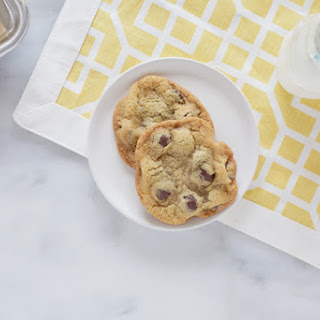 The Best Chocolate Chip Cookies (for Santa!)