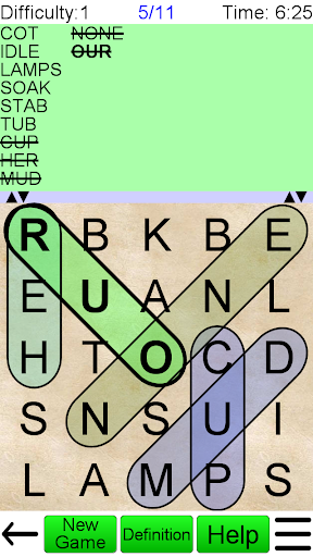 Word Search Ultimate 2.5.2 screenshots 8