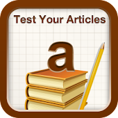 Test Your Articles