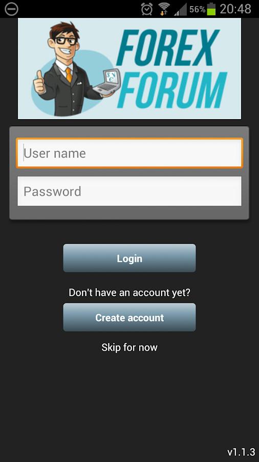 Forex now forum