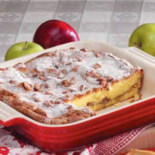 Cinnamon Apple Coffee Cake.