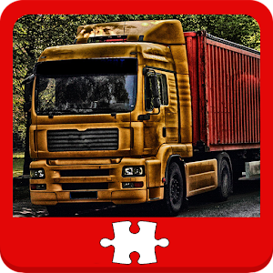 Trucks Puzzles for PC and MAC