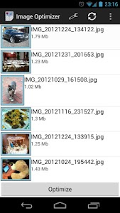 Image Optimizer screenshot 0