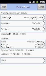 Accounter- screenshot thumbnail