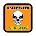 Halloween Screamy logo