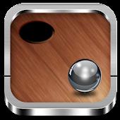 Teeter ball maze 3D
