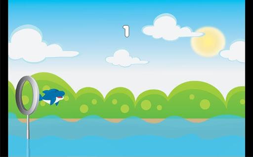 【免費休閒App】Dolphin Shock-APP點子