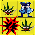 Weed vs Police icon