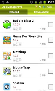 Apk Manager Plus - screenshot thumbnail