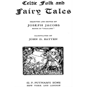 Celtic Folk & Fairy Tales-Book logo