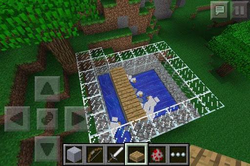 PE Building Minecraft