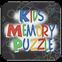 Kids Memory Puzzle logo