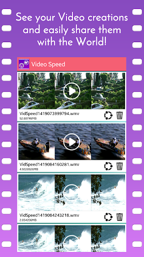 Video Speed Slow Motion & Fast  screenshots 4