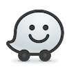 Waze - GPS, Maps, Traffic Alerts & Live Navigation APK Icon
