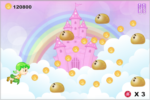 Fairy Frenzy Flappy Saga FREE