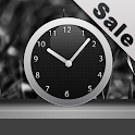 Cabon Clock widget logo