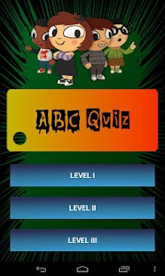 Kids ABC Alphabet Phonics Quiz - screenshot thumbnail