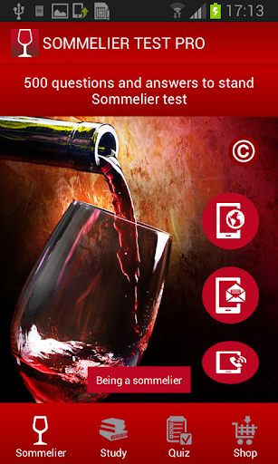 Sommelier TEST - English
