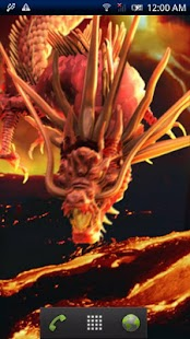 Sky Dragon Lava Trial- screenshot thumbnail