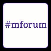 #mforum