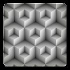 Parallax Cube Live Wallpaper icon