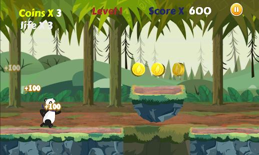 【免費冒險App】Runner Panda-APP點子