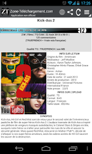 Zone-Tele Lite (Non Officiel) - screenshot thumbnail