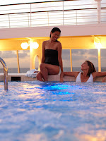 Whirlpool on Crystal Symphony