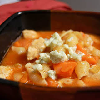 Buffalo Chicken Soup.