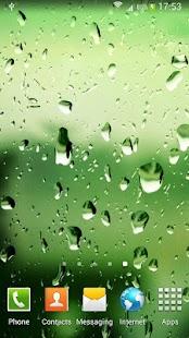 雨動態桌布