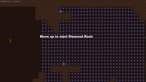 Blob From Space - Diamond Rush