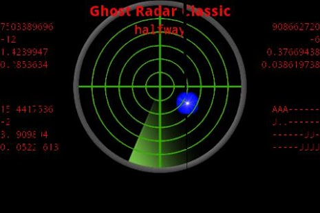 Ghost Radar®: CLASSIC- screenshot thumbnail